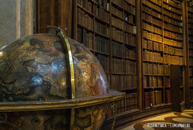 Prunksaal, biblioteca imperială