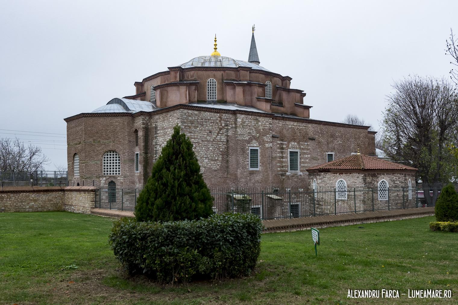 Mica Hagia Sofia, Istanbul